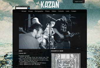 kazan groupe post hardcore france